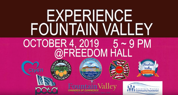 Purchase Experience Fountain Valley Tickets Now!