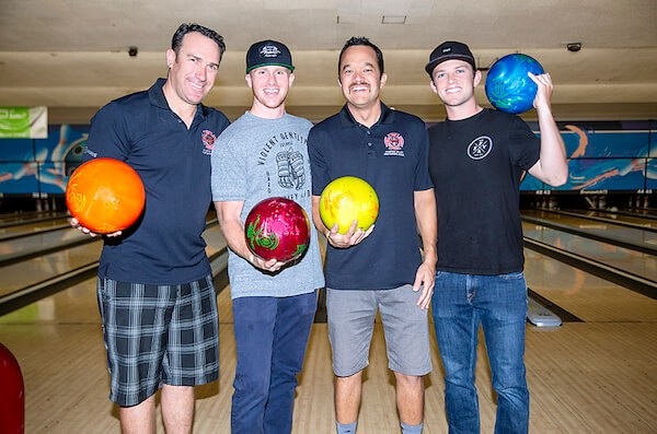 Pins for Kids Charity Bowling Event!